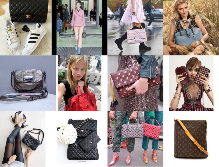 Machine Learning: Handbag Brand and Color Detection using